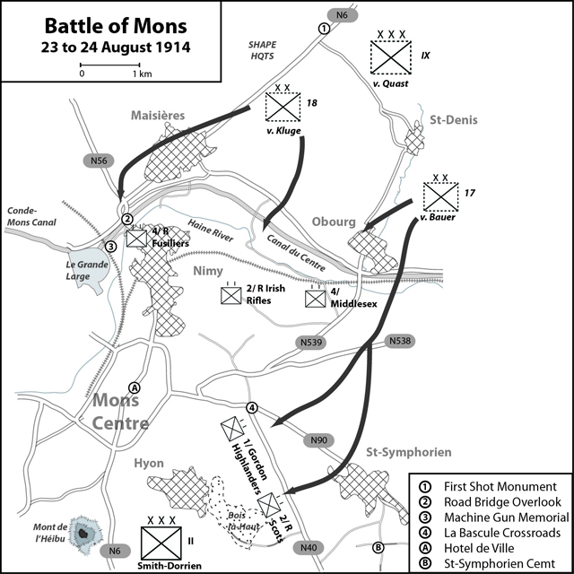 French Battlefield Interactive Maps