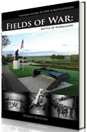 04Fields of War: Battle of Normandy Visitors' guide to the Second World War battlefields of Normandy from the D-Day Invasion to the Liberation of Paris. Purchase directly from Amazon.